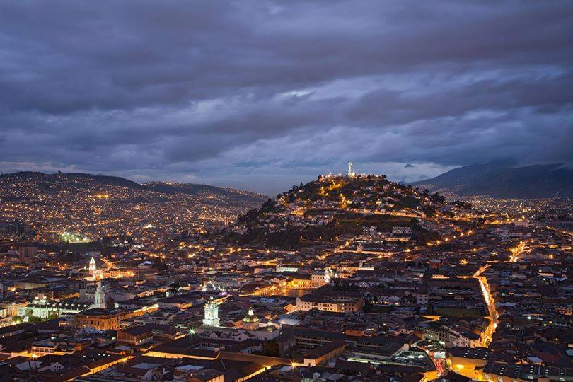 CM Travels | Quito City