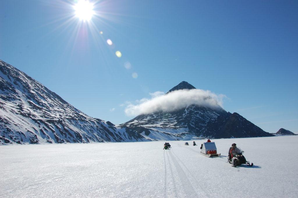 CM Travels   Canada   Narwal and Polar bear Safari   AK_Traveling to camp_DSC_1376