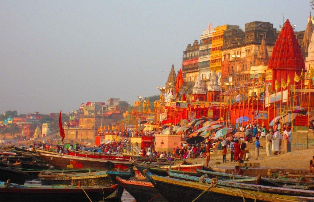 CM Travels | Varanasi Ganga Ghat