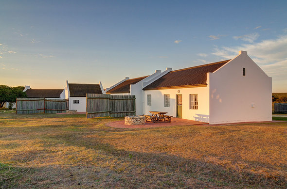 Accommodation at De hoop Game Reserve