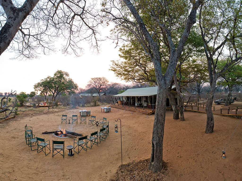 Machaba-Safaris-verneys-camp-layout-view