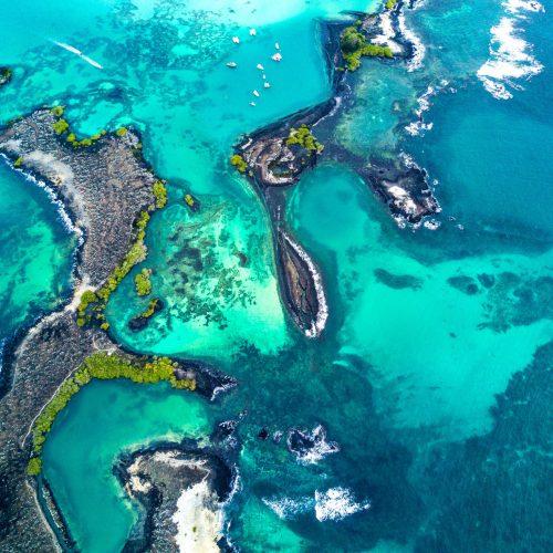 CM Travels | Galapagps | Archipelago Aerial View (@Rocket_K)